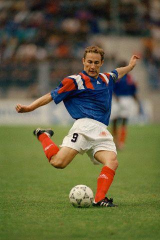 Jean Pierre Papin of France in 1992.