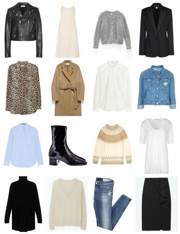 Vivir con 37 prendas en otoño es posible! #fondodearmario #fashion #basics