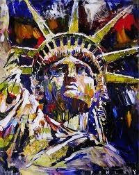 Liberty by Steve Penley