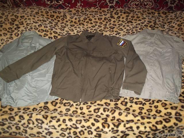 Кальсоны и рубашка военная