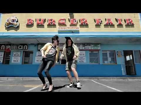 Jack Parow - Cooler as Ekke.. A bit tacky, but hey, a lot of South Africans like him (and this song).. lol