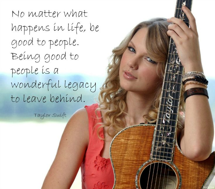 Taylor Swift #quote