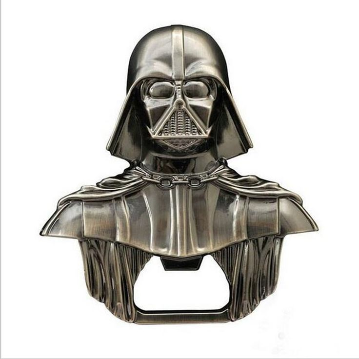 Star Wars Darth Vader Logo Bottle Opener and Keychain