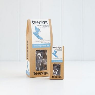 Tung ting oolong tea | Types of Tea - Flavoured Tea - Tea Flavours | teapigs