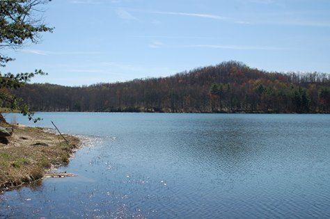 8. Teter Creek Lake