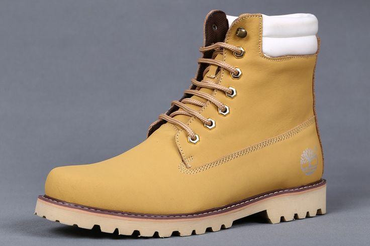 Timberland Men's Oakwell 6 Eye Moc Toe Boots Wheat and White,Fashion Timberland Boots,Timberland Boots Outfit,New Timberland Boots 2016