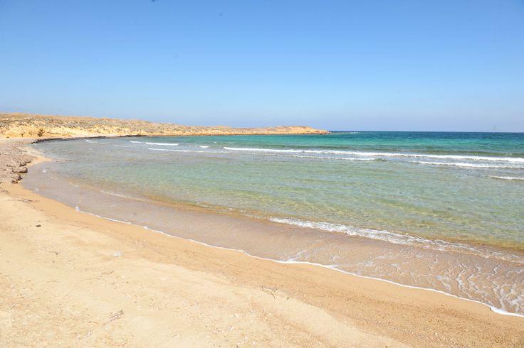 Παραλία Άγιος Ερμόλαος στη Λήμνο / Aghios Ermolaos beach in Limnos island-Greece
