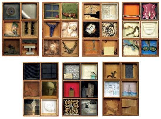 Lot : DANIEL SPOERRI et AUTRES - Fluxus - Eat Art Gallery, 1970-1974 | Dans la vente Art Abstrait et Contemporain à Piasa