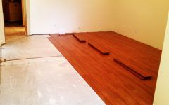 Best Laying Laminate Flooring In Basement Inspirations