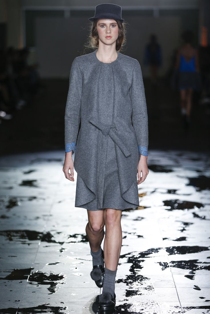 iNDiViDUALS A/W 15-16 collection show / Photos by Peter Stigter