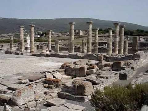 Ruinas romanas bolonia cadiz bolonia pinterest for Piscinas naturales bolonia cadiz
