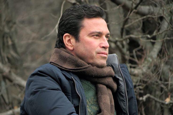 Mario Frangoulis, December 2014