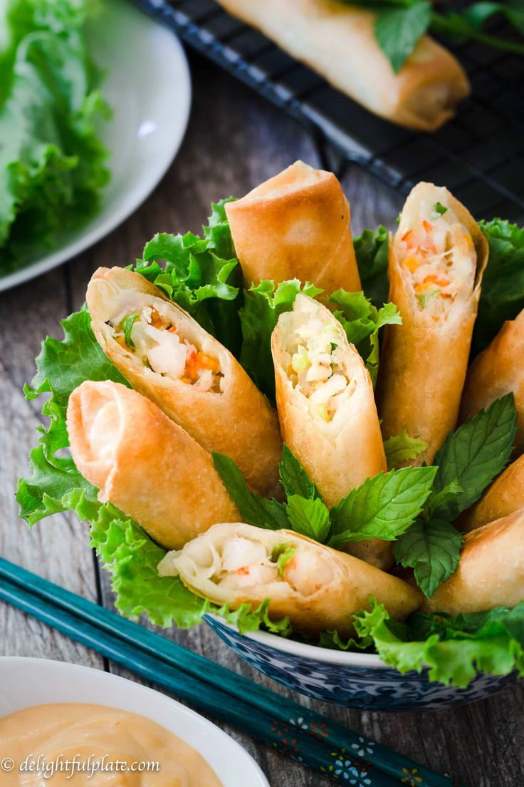 how to make spring rolls crispy again