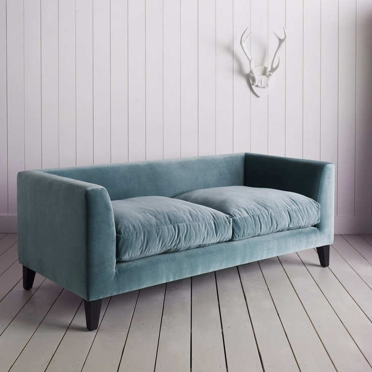 1000 ideas about blue velvet sofa on pinterest velvet for Blue couches for sale