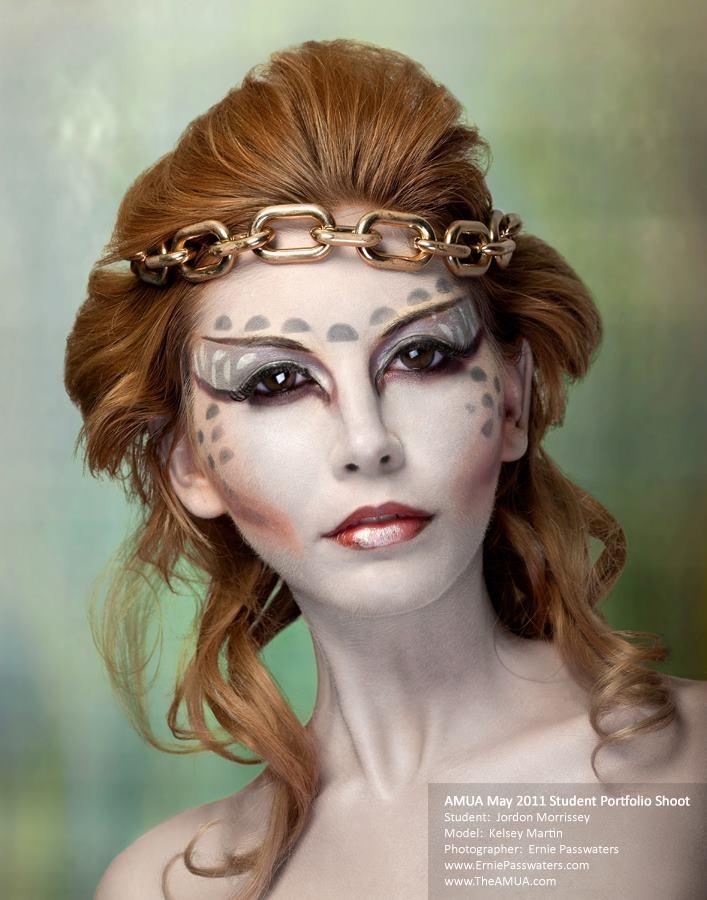 Academy of Makeup Arts #artistic @Krista McNamara McNamara Lahaye Garcia.