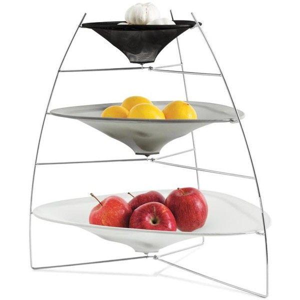 1000 ideas about modern fruit bowl on pinterest fruit holder wooden fruit bowl and modern - Tiered fruit bowl ...