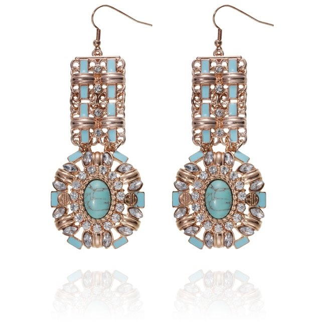 Samantha wills Turquoise earrings