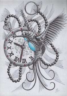 steampunk tattoos for women - Google Search