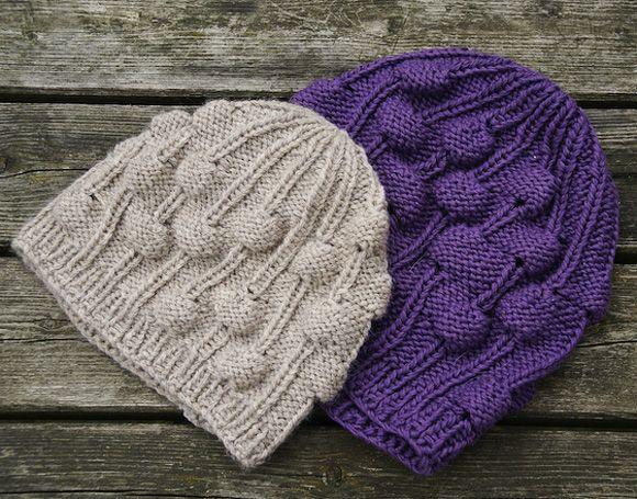 Tortora hat : Knitty First Fall 2011 #knit #free_pattern