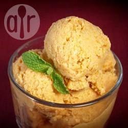 Frozen yogurt de abóbora @ allrecipes.com.br
