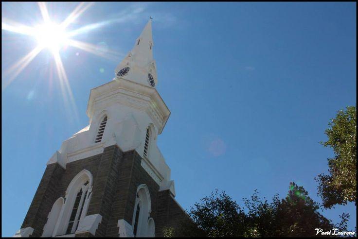 Random Picture Church in Oudtshoorn