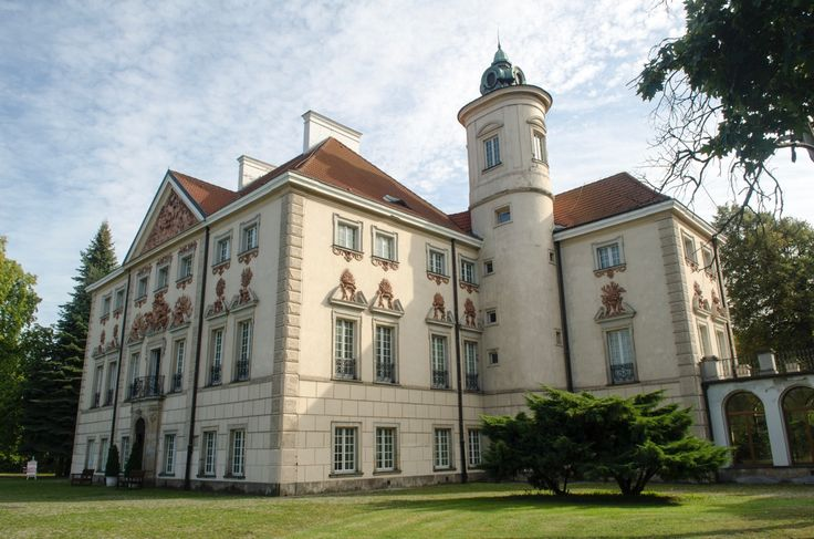Otwock Wielki - Pałac Bielińskich