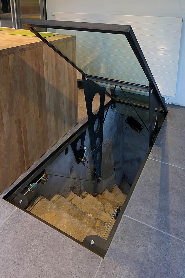 Safe Room Design: Yves Deneyer Metal Carpentry Ironwork In 2020