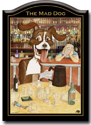dog pub sign - Google Search