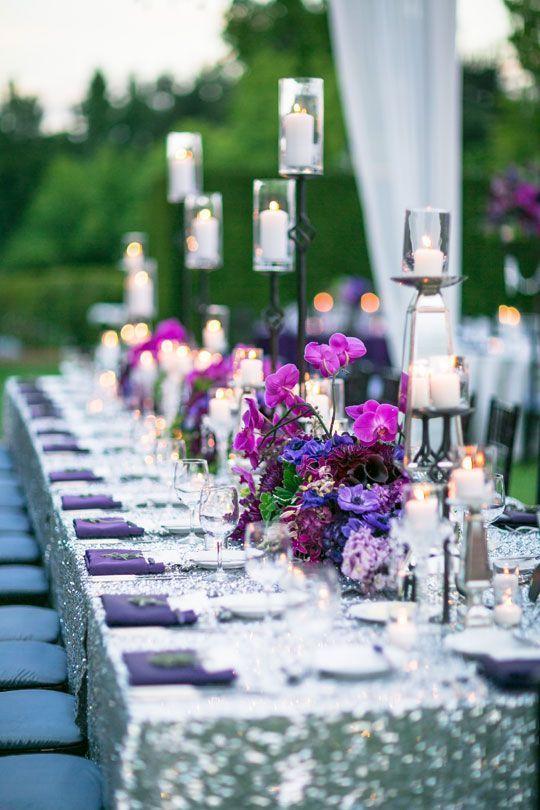 Cor Pantone 2018 - Ultra Violet em seu casamento. 2Wed – Topo de bolo e outros detalhes para casamentos.