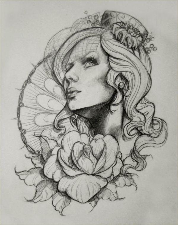 zeichnen lernen schöne bilder zum nachmalen