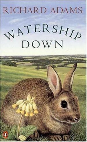 """Watership Down"" av Richard Adams    'A Book from a Nonhuman Perspective'"