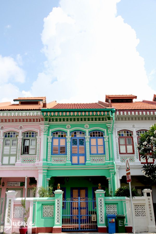 Peranakan: A Colourful Cultural Collision