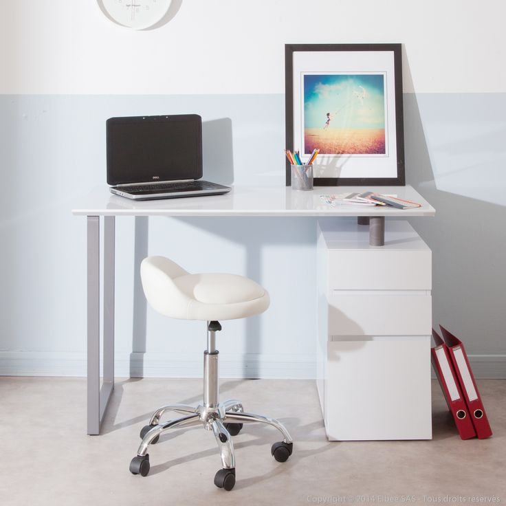 9 best bureau mobilier images on Pinterest Tray Desk and Afro