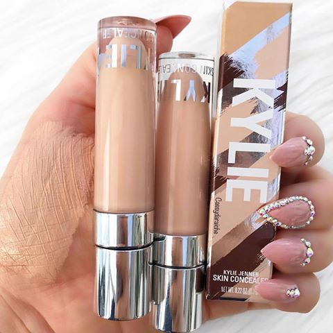 Have you shopped our 2 for $30 Skin Concealer sale? On now at KylieCosmetics.com! @cassydaraiche