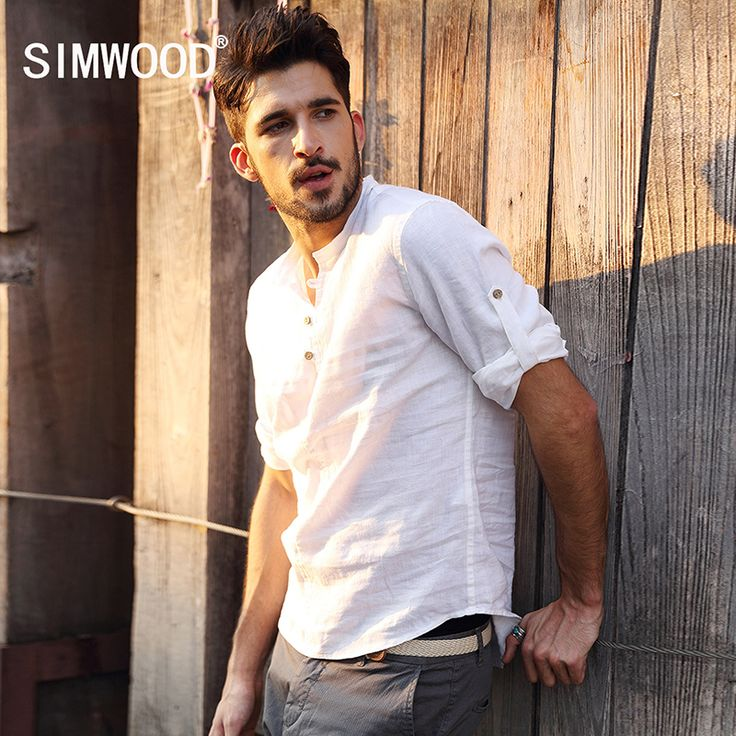 2016 New Arrival SIMWOOD Brand Slim Fit Casual Three Quarter Stand Collar Solid Shirts Men Plus Size Free Shipping CS1524 //Price: $47.98 & FREE Shipping // #fashion #love #TagsForLikes #TagsForLikesApp #TFLers #tweegram #photooftheday #20likes #amazing #smile #follow4follow #like4like #look #instalike #igers #picoftheday #food #instadaily #instafollow #followme #girl #iphoneonly #instagood #bestoftheday #instacool #instago #all_shots #follow #webstagram #colorful #style #swag #fashion