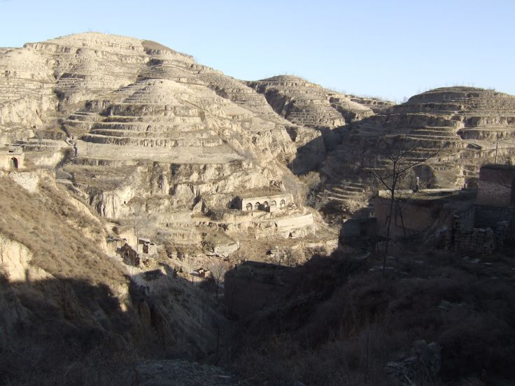 Loess Plateau, China