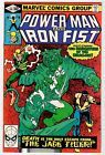 Marvel POWER MAN AND IRON FIST #66 - Miller Cover - NM Dec 1980 Vintage Comic Check It Out #marvelcomic #manpower #powerman