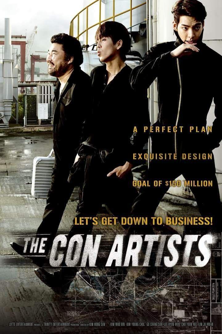 The Con Artists cuénta la historia de un ladrón llamado Jihyuk (Kim Woo Bin) y un joven hacker llamado Jongbae (Lee Hyun Woo) son muy talentoso e inteligente para violar la bóveda, decodificar claves. Ambos pertenecen a un grupo que trabaja para una organización donde el robo es una de sus más grandes habilidades, y en la cual cada trabajo arriesgan su vida con el objetivo de cada uno alcanzar su sueño.