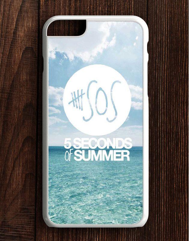 5 Second Of Summer Blue Sea iPhone 6 Plus | 6S Plus Case