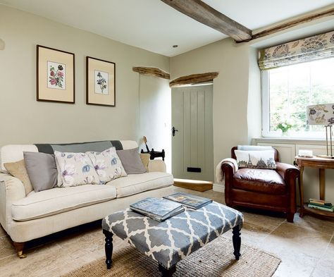 Charlotte Glynn and James Lund fell in love with an unloved Yorkshire cottage and brought it back to life, winning Best First Project in the Period Living Homes Awards 2013