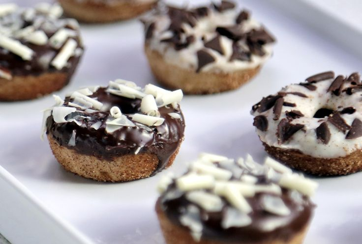 Fresh donuts can be yours in under an hour with this chocolate-filled recipe