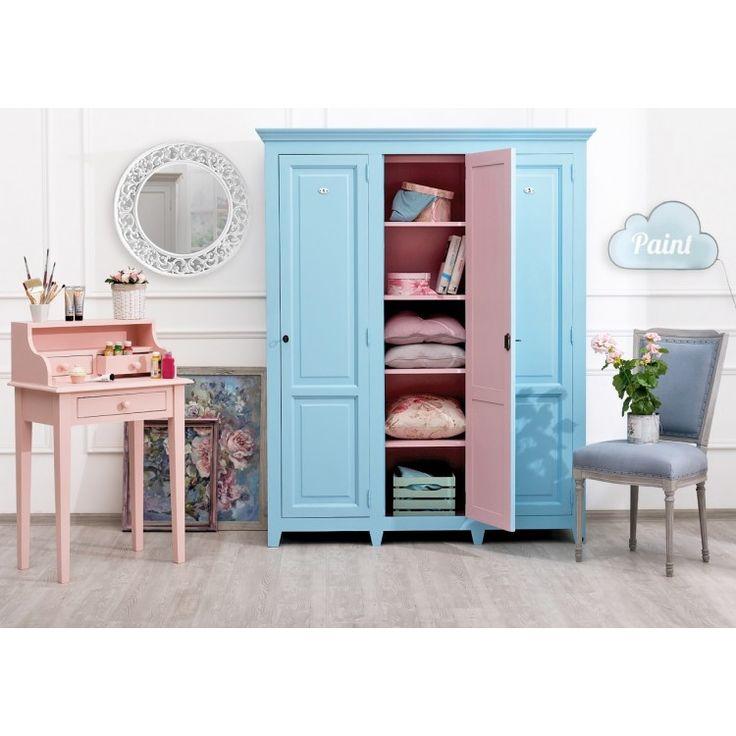 Платяной шкаф Valérie - Платяные шкафы - Спальня - Мебель по комнатам My Little…