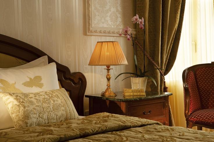 Presidential Suite - detail