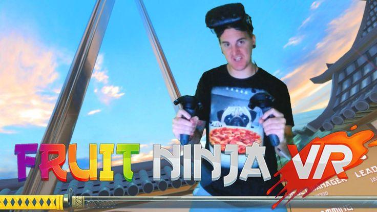 #VR #VRGames #Drone #Gaming HTC Vive - Fruit Ninja VR (VRcade) 1080p, fruit ninja vr, Fruit Ninja Vr Funny Moments, funny moments, htc vive, HTC Vive Fruit Ninja, HTC Vive gameplays, Kichamelion, KichGaming, oculus gameplay, oculus rift, Playstation VR, rage quit, Video Game, virtual reality, virtual reality gaming, VR Gaming, vr video game, vr videos, Wervr #1080P #FruitNinjaVr #FruitNinjaVrFunnyMoments #FunnyMoments #HtcVive #HTCViveFruitNinja #HTCViveGameplays #Kichameli