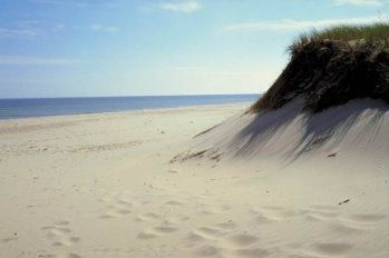 German island of Sylt, North Sea