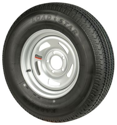 C.E. Smith Loadstar ST215/75R14C Trailer Tires