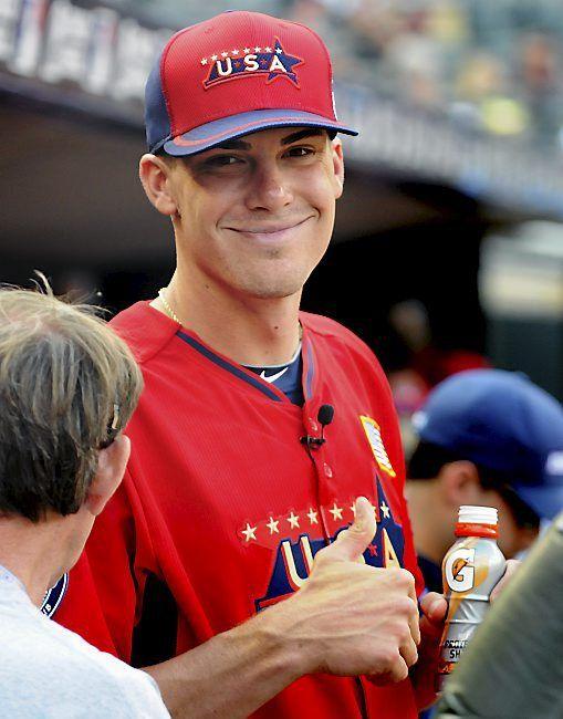Twins' relief candidate Alex Meyer handles practice test well