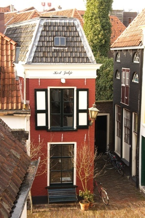 Bed and Breakfast Kortjakje in Zwolle (the Netherlands)