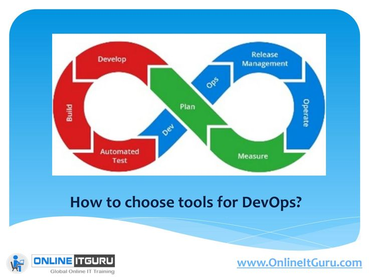 How to choose tools for Devops Online training