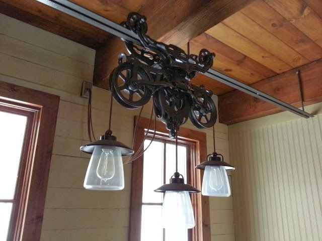 Best 25 Rustic Light Fixtures Ideas On Pinterest: 25 Best Images About Hay Trolley Ideas On Pinterest